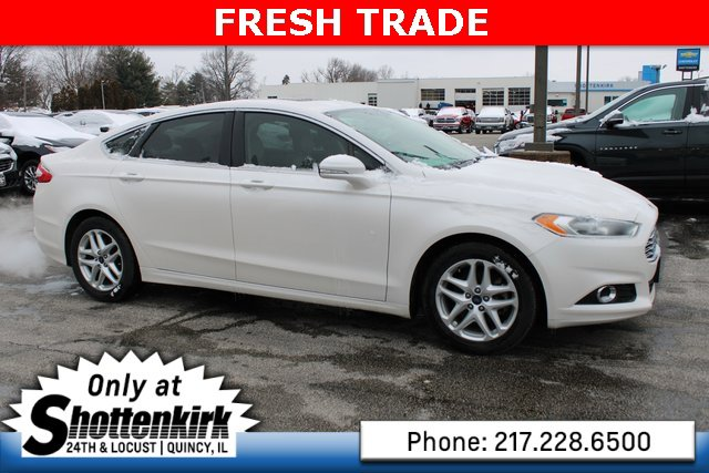 Used 2014 Ford Fusion in Quincy, IL
