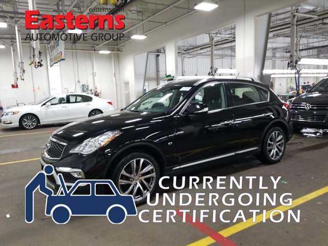 2017 INFINITI QX50 Premium Plus Deluxe Touring Sport Utility