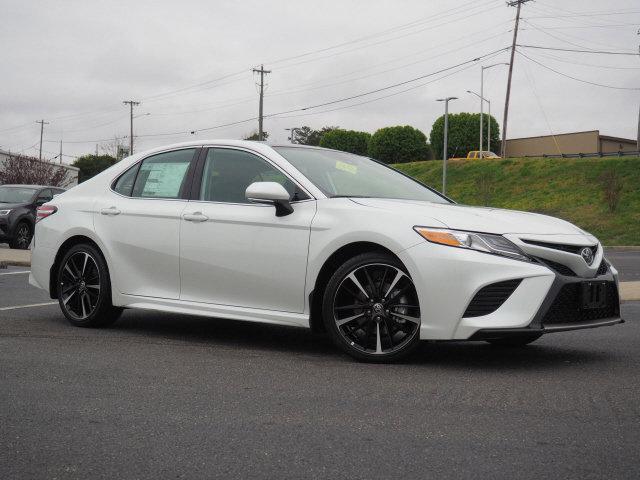 New 2020 Toyota Camry in Danville, VA