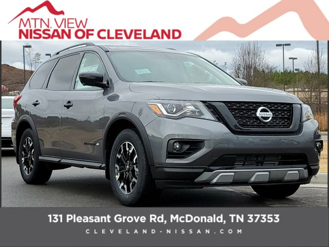New 2020 Nissan Pathfinder in McDonald, TN
