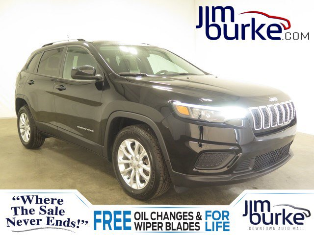 New 2020 Jeep Cherokee in Birmingham, AL