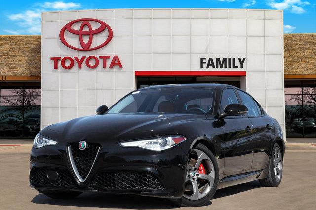 Used 2018 Alfa Romeo Giulia in Burleson, TX