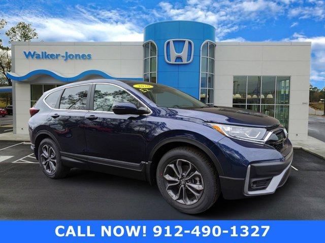New 2020 Honda CR-V in Waycross, GA