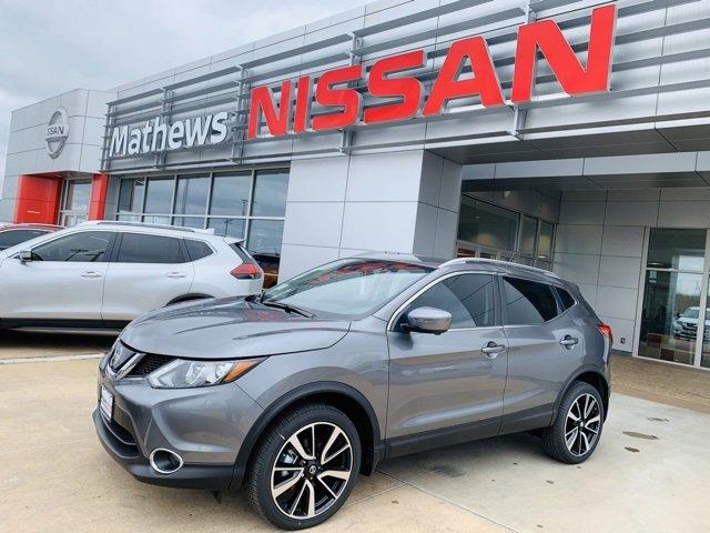 New 2019 Nissan Rogue Sport in Paris, TX