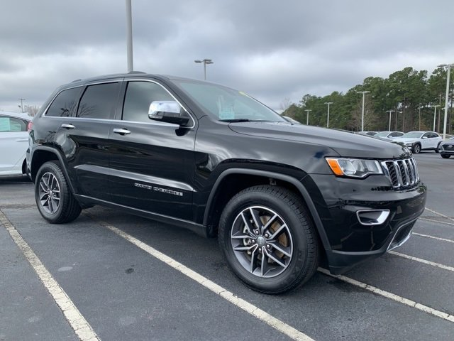 Used 2018 Jeep Grand Cherokee in Daphne, AL