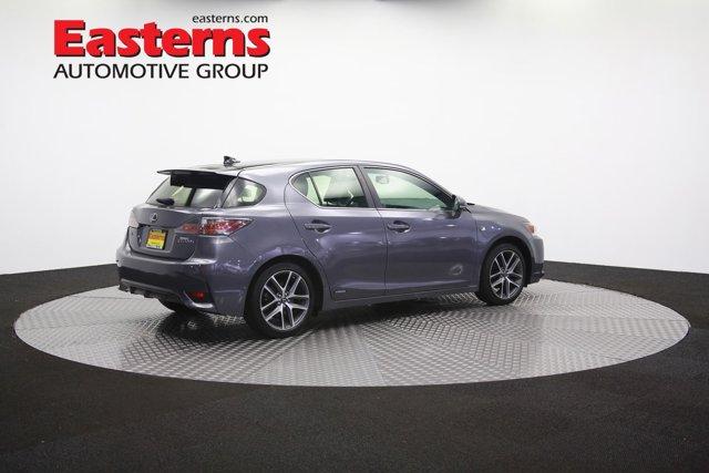 2016 Lexus CT 200h for sale 118470 125