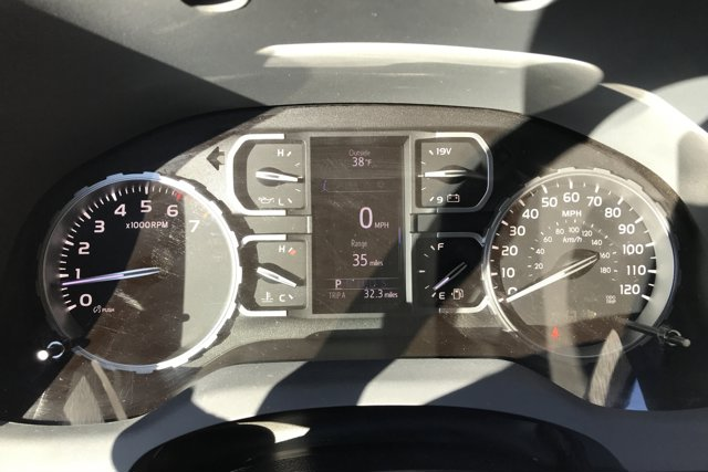 Used 2019 Toyota Tundra 4WD SR5 Double Cab 6.5' Bed 5.7L FFV