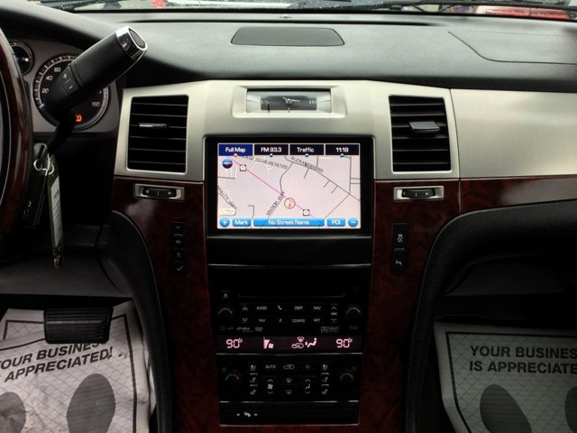 Used 2012 Cadillac Escalade EXT AWD 4dr Luxury