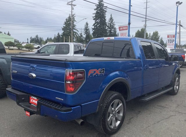Used 2014 Ford F-150 4WD SuperCrew 145 FX4