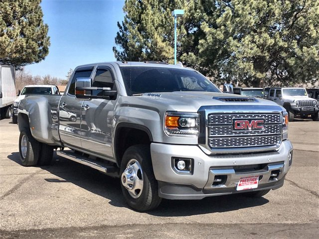Used 2018 GMC Sierra 3500HD in Fort Collins, CO