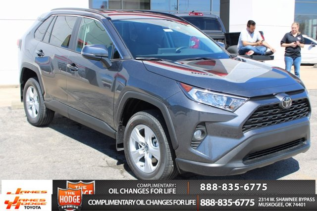 New 2020 Toyota RAV4 in Muskogee, OK