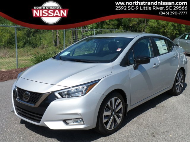 New 2020 Nissan Versa in Little River, SC