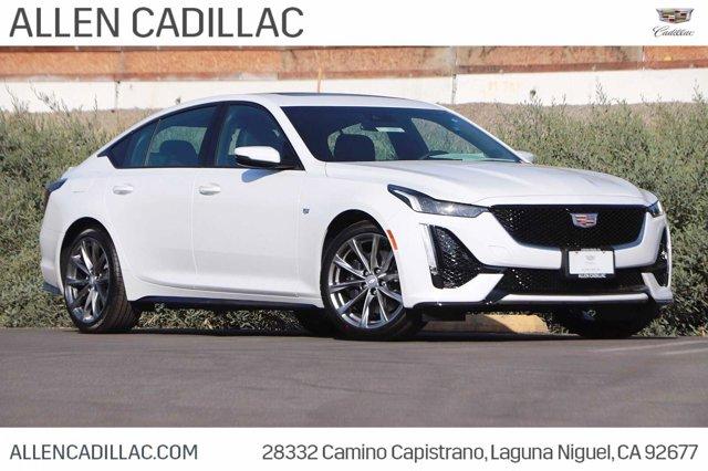 2020 Cadillac CT5 Sport 4dr Sdn Sport Turbocharged Gas I4 2.0L/ [17]