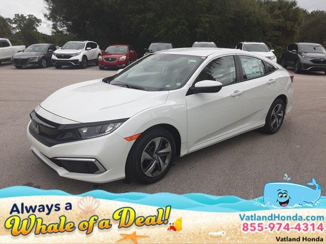 New 2021 Honda Civic Sedan in Vero Beach, FL