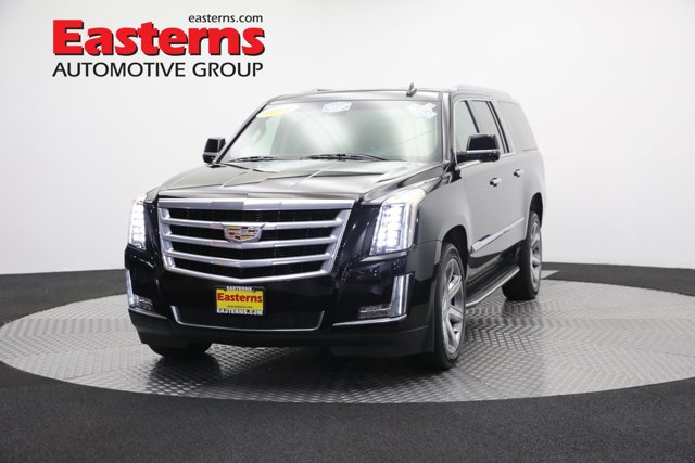 2016 Cadillac Escalade ESV Luxury Collection Sport Utility