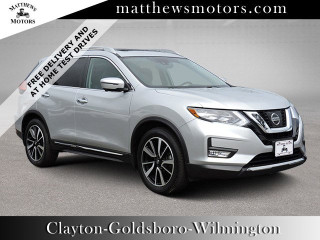 Used 2017 Nissan Rogue in Clayton , NC