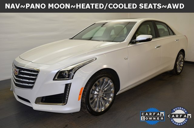 Used 2019 Cadillac CTS Sedan in Cleveland, OH