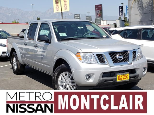 2021 Nissan Frontier SV Crew Cab 4x2 SV Auto Long Bed Regular Unleaded V-6 3.8 L/231 [4]