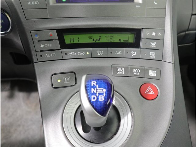 2013 Toyota Prius Two Hatchback 4D