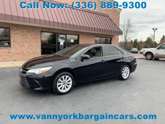 Used 2015 Toyota Camry in High Point, NC