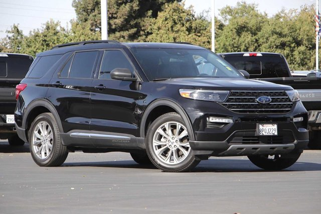 Used 2020 Ford Explorer XLT 4WD