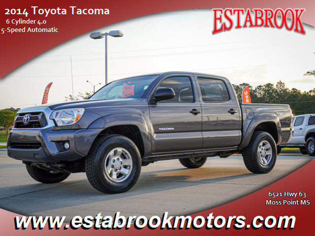 Used 2014 Toyota Tacoma in Moss Point, MS