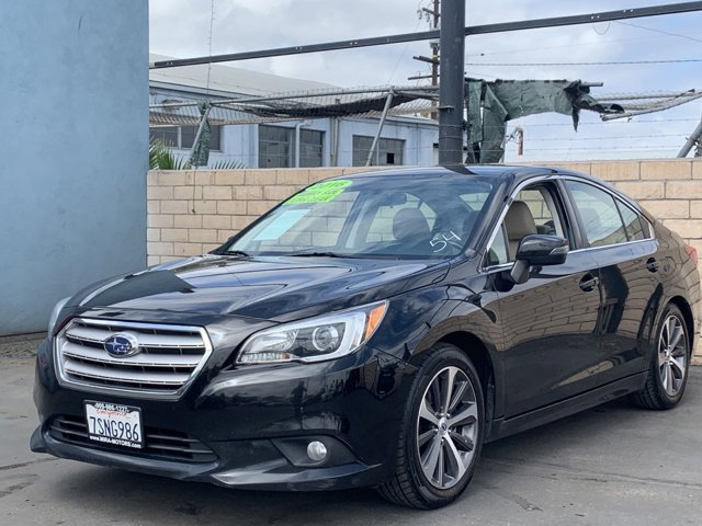 2016 Subaru Legacy 2.5i Limited All Weather Pkg 4D Sedan 4-Cyl PZEV 2.5L AWD