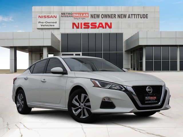2020 Nissan Altima 2.5 S 2.5 S Sedan Regular Unleaded I-4 2.5 L/152 [12]