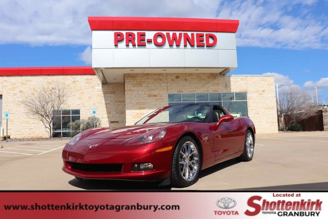 Used 2008 Chevrolet Corvette in Granbury, TX