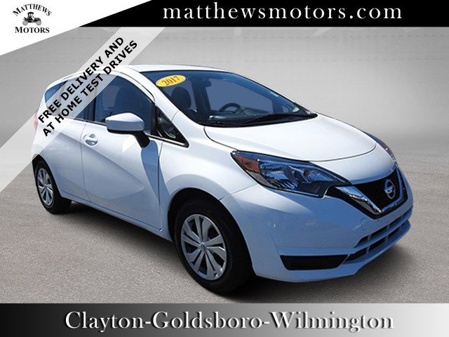 Used 2017 Nissan Versa Note in Goldsboro, NC