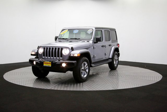 2019 Jeep Wrangler Unlimited for sale 124006 50