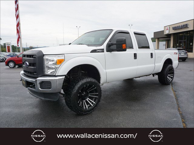 2015 Ford F-250 Super Duty XL