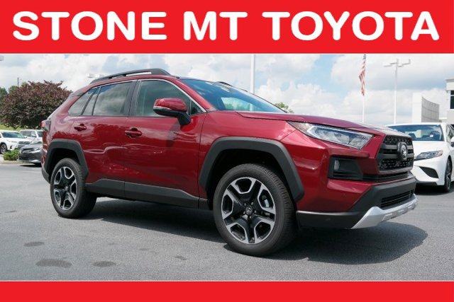 New 2019 Toyota RAV4 in Lilburn, GA