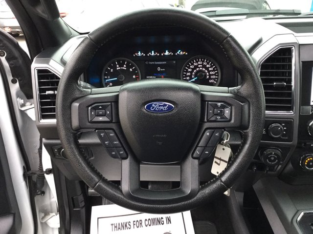 Used 2016 Ford F-150 4WD SuperCrew 145 XLT