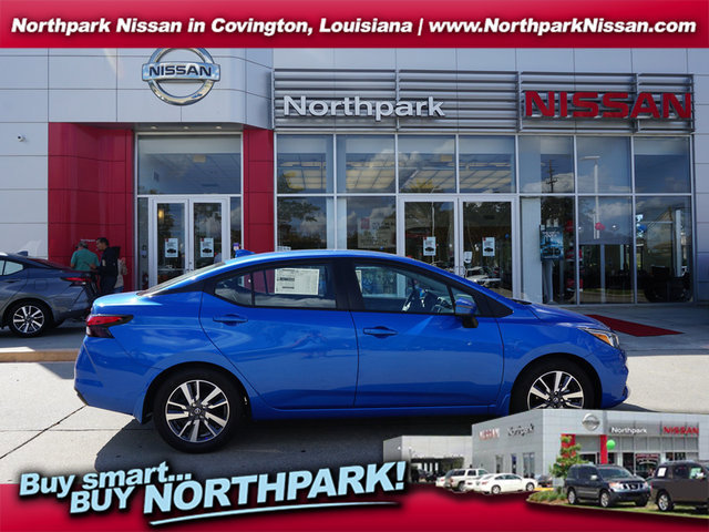 New 2020 Nissan Versa in Covington, LA