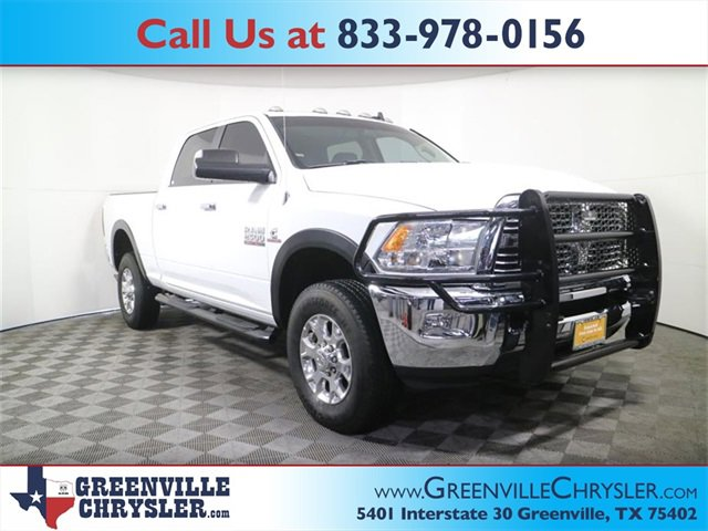 Used 2017 Ram 2500 in Greenville, TX