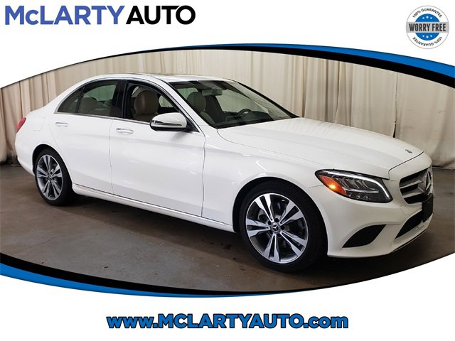 Used 2019 Mercedes-Benz C-Class in , AR