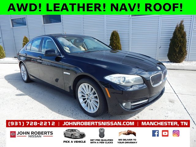 Used 2013 BMW 5 Series in Manchester, TN