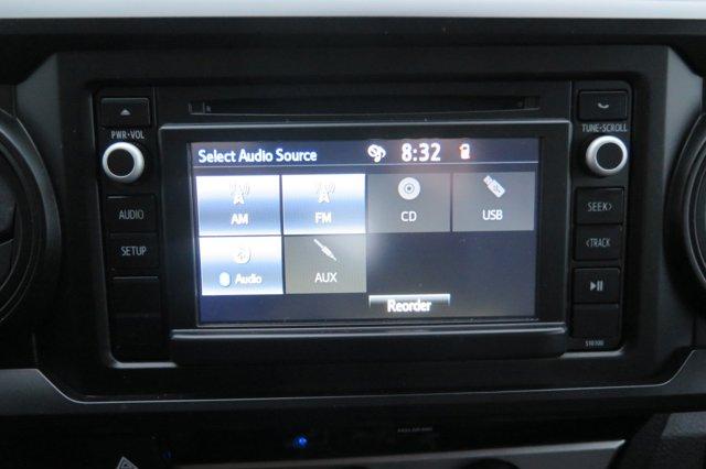 2018 Toyota Tacoma SR Access Cab 6' Bed I4 4x4 AT