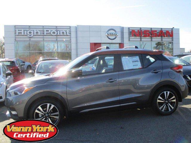 New 2020 Nissan Kicks in High Point, NC