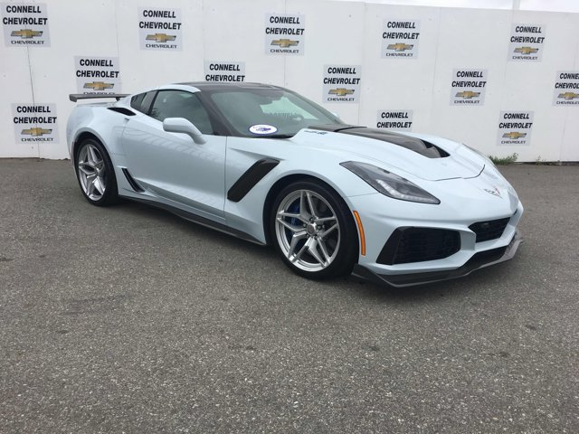 2019 Chevrolet Corvette Zr1 3zr 1g1y42d94k5700016 Connell
