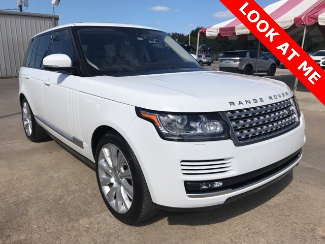 Used 2017 Land Rover Range Rover in Conroe, TX