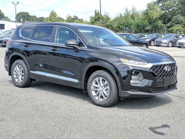 New 2020 Hyundai Santa Fe in Seekonk, MA