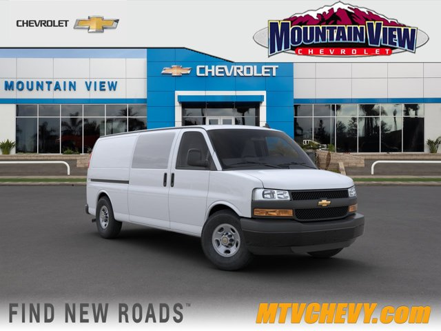 2020 Chevrolet Express Cargo Van Work Van RWD 2500 155″ Gas/Ethanol V8 6.0L/364 [4]