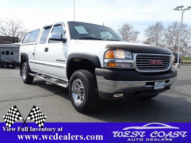 Used 2001 GMC Sierra 2500HD in Pasco, WA