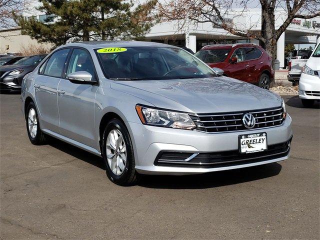 Used 2018 Volkswagen Passat in Fort Collins, CO