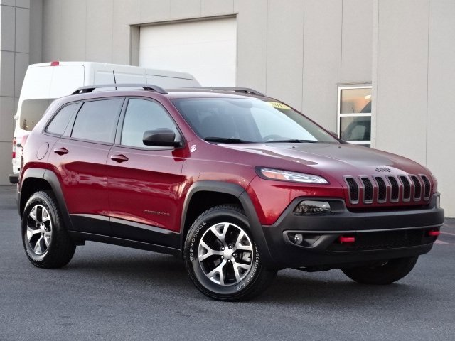 Used 2017 Jeep Cherokee in Daphne, AL