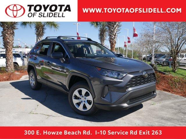 New 2020 Toyota RAV4 in Slidell, LA