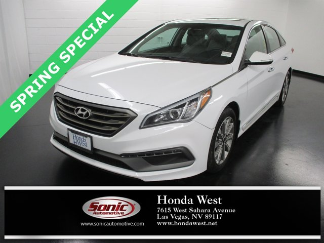 Used 2017 Hyundai Sonata in Las Vegas, NV