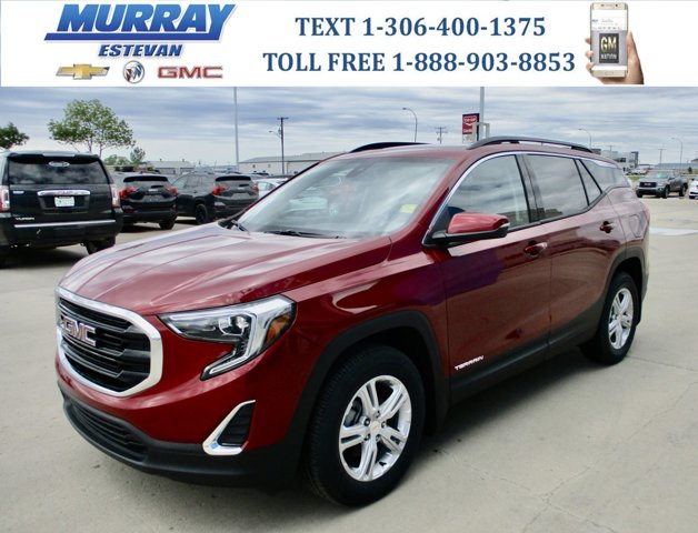 2020 GMC Terrain SLE AWD / HEATED SEATS / SUNROOF / LANE KEEP ASSIST AWD 4dr SLE Turbocharged Gas/E15 I4 1.5L/92 [0]